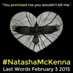 "Natasha McKenna's last words: ""You promised me you wouldn't kill me,"""